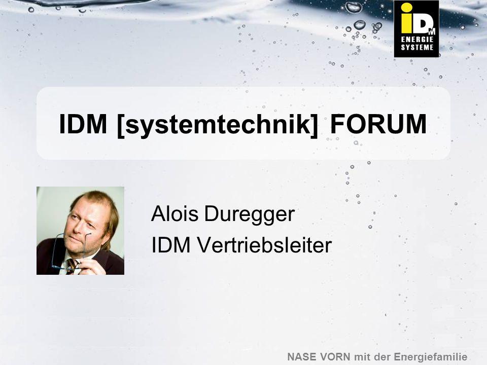 IDM [systemtechnik] FORUM